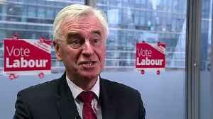 John McDonnell defends Labour's spending pledges [Video]