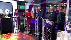 Leaders clash over climate policies in Channel 4 News debate [Video]