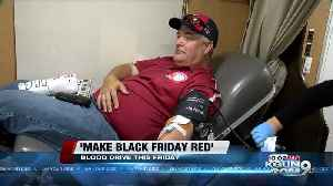KGUN9 teams up with American Red Cross for blood drive [Video]