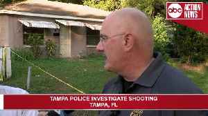 Police: Tampa officers shoot man who pointed gun in their direction [Video]