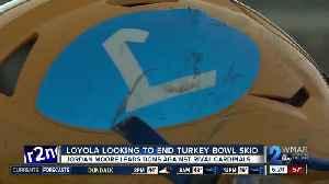 Turkey Bowl 100 Team Preview: Loyola [Video]