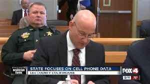 Mark Sievers murder trial day 6 [Video]
