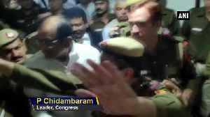 P Chidambaram accuses Governor, PM, President for Maha political turmoil [Video]