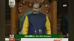 LS Speaker Birla congratulates ISRO on successful launch of PSLV C47 [Video]