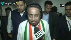 PM Modi should take it under consideration Kamal Nath on Pragya Thakur calling Godse Deshbhakt [Video]