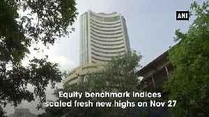 Sensex closes 199 points higher auto and pharma stocks gain [Video]