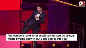 News video: Jack Whitehall to host 2020 BRIT Awards