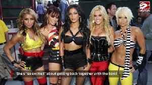 News video: Nicole Scherzinger confirms Pussycat Dolls comeback
