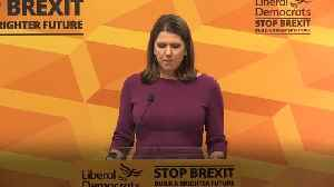 Jo Swinson: Boris Johnson did not care enough about Nazanin Zaghari-Ratcliffe [Video]