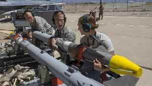 U.S. Air Force Convert Fighter Jets Into Drones Then Shoot Them Down [Video]