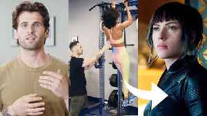 How Celebrity Trainers Got Scarlett Johansson, Olivia Cooke & More In Shape [Video]