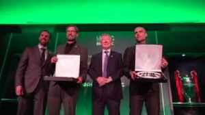 News video: Southgate: Klopp and Pep incredible