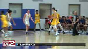 UC men's basketball, Hamilton women's ice hockey win in local match-ups [Video]