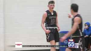 High School Boys Hoops: Central Noble beats Canterbury in a Close One [Video]