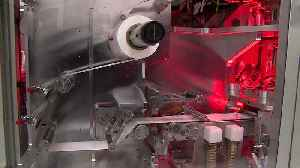 """Battery cell production at Volkswagen Salzgitter, production step """"cell construction"""" part 1 [Video]"""
