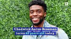 Happy Birthday, Chadwick Boseman! [Video]