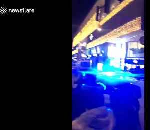 3 people stabbed in the Hague on Black Friday [Video]