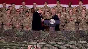 'The Taliban wants to make a deal': Trump in Afghanistan [Video]