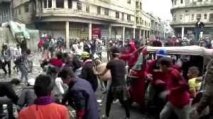 Dozens of anti-government protesters killed across Iraq [Video]
