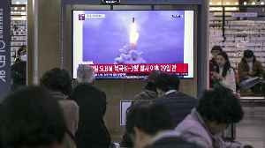 South Korea Accuses North Of Launching More Missiles [Video]