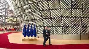 EU Council President Donald Tusk passes baton to Charles Michel [Video]