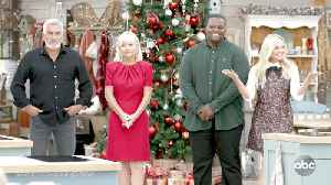 The Great American Baking Show: Holiday Edition is Back! [Video]