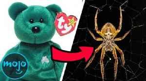 10 Dark Conspiracy Theories Behind Children's Toys [Video]