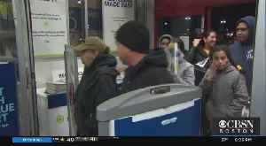 News video: Black Friday Begins In New Hampshire
