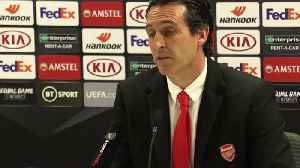 Unai Emery sees positives despite Arsenal loss [Video]