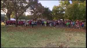 9th annual Salinas Valley Turkey Trot held at Toro Park [Video]