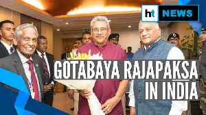 Sri Lankan President Gotabaya Rajapaksa in India: What's on the agenda [Video]
