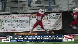 Player of the Week: Cole Dugger [Video]