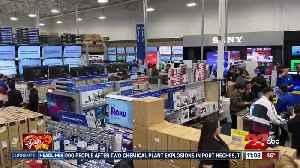 Black Friday bargain hunters [Video]