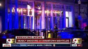 1 dead, 1 shot at Downtown bar [Video]