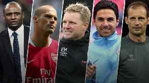 Arsenal's next manager: The contenders [Video]