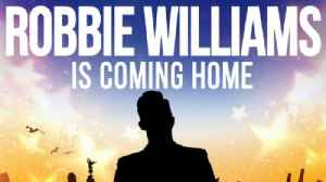 News video: Robbie Williams to play charity show at hometown football club