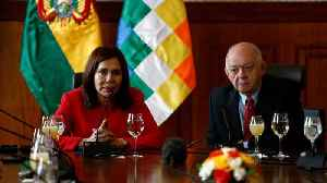 Bolivia politics: New US ambassador appointed [Video]