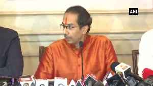 Uddhav Thackeray mentions Constitution when asked about Shiv Sena turning Secular [Video]