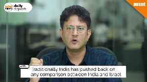 Mint Views Row over India's consul general in New York Kashmir-Israel analogy [Video]
