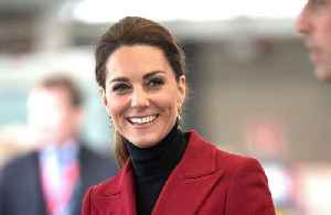 Duchess of Cambridge's work experience at London hospital [Video]