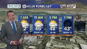 13 First Alert Las Vegas morning forecast | Nov. 29, 2019 [Video]