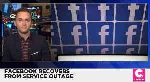 Facebook Back Up After Thanksgiving Break [Video]
