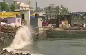 Rising sea levels threaten lives of Mumbai slum dwellers [Video]