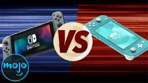 Nintendo Switch VS Switch Lite - What To Buy This Black Friday [Video]