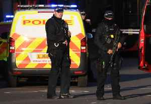 News video: Man Shot Dead in London Bridge 'Terrorist Incident'