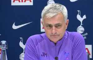 News video: Mourinho happy at Spurs after winning start, sad for Emery