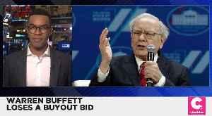 Buffett Outbid [Video]