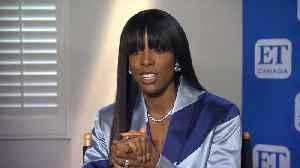 Kelly Rowland Talks 'Merry Liddle Christmas' [Video]