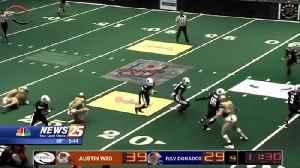Mississippi Raiders building team [Video]