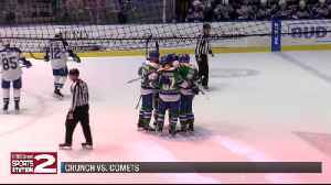Comets vs. Canucks [Video]